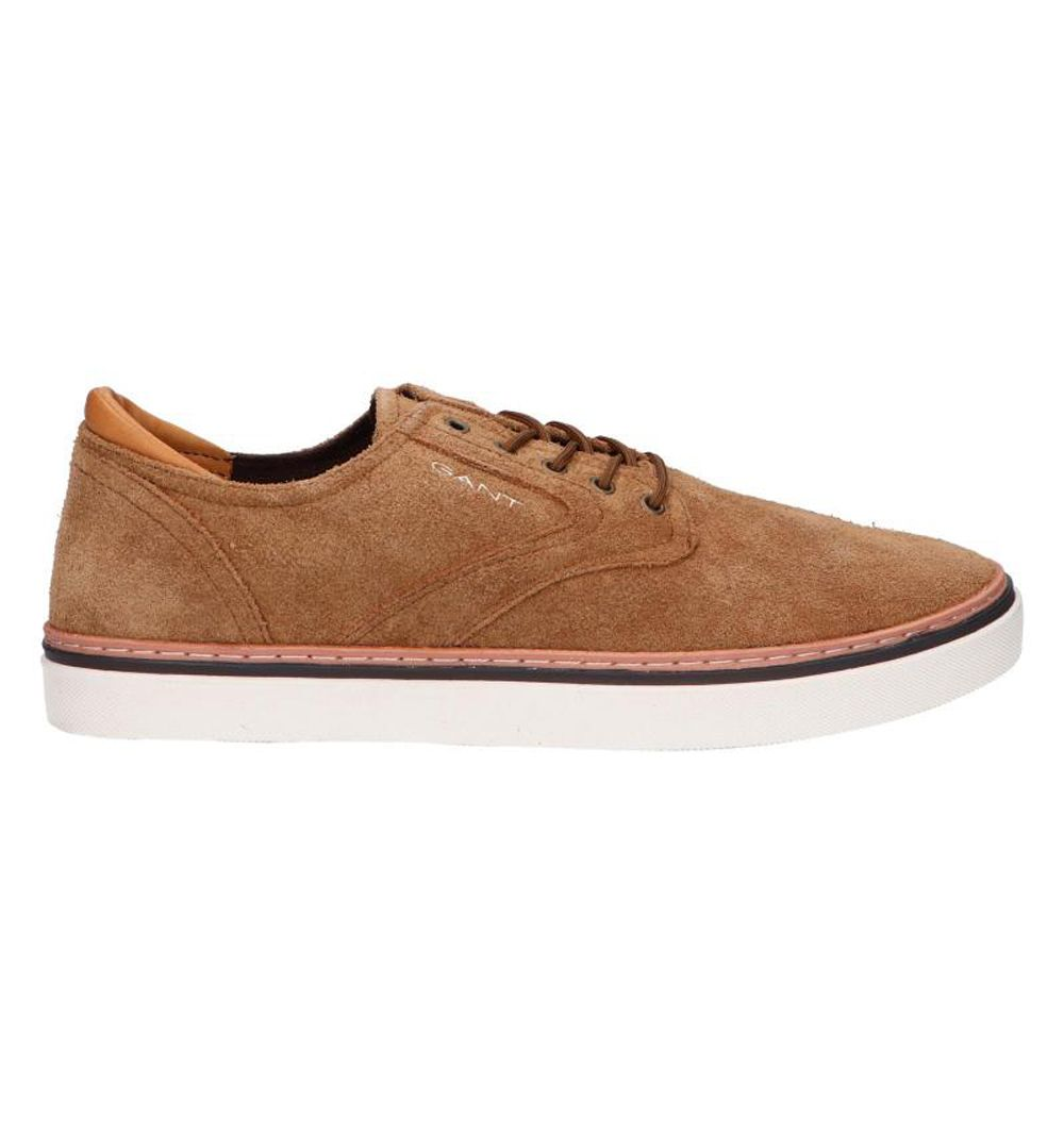 GANT Prepville suede Cupsole Low Trainers